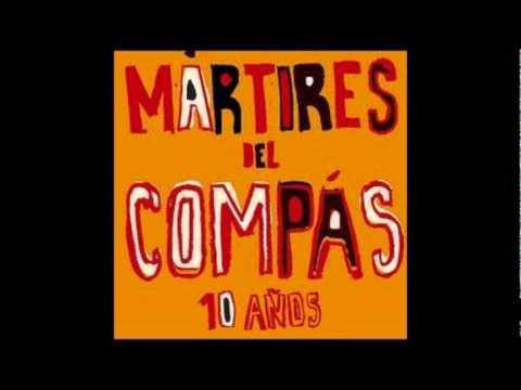 los martires del compas discografia