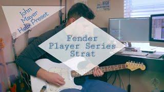Fender Player Series Strat (Review) - JM Helix Preset