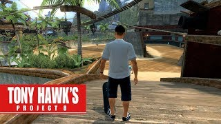 Tony Hawk's Project 8 On S CK - Fun Park PS3 Gameplay