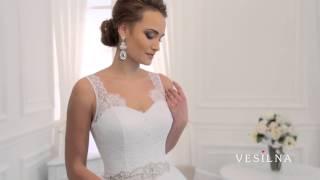 Свадебные платья VESILNA™ модель 2008(Свадебное платье торговой марки VESILNA модель 2008 каталог Julia. http://vesilna.ua/katalog/kollektsiya-julia/svadebnoe-plate-model-2008 Купить..., 2015-02-26T14:48:21.000Z)