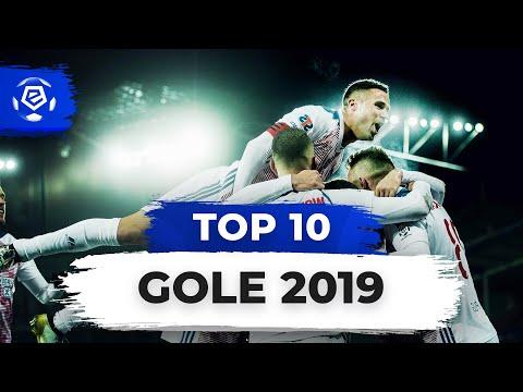 TOP 10: Najpiękniejsze Gole | Ekstraklasa [2019]