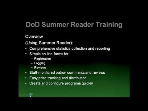 DoD Specific Recorded Webinar - Part 1 - Webinar Overview.mp4