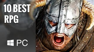 Top 10 Best PC RPGs for the Last 10 Years
