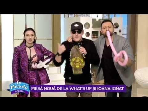Piesa noua de la What's Up si Ioana Ignat