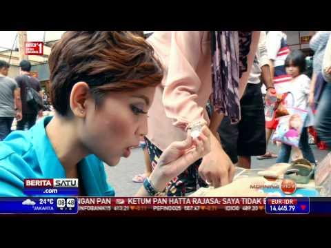 Morning Show: Wisata Belanja Pasar Baru Jakarta # 2