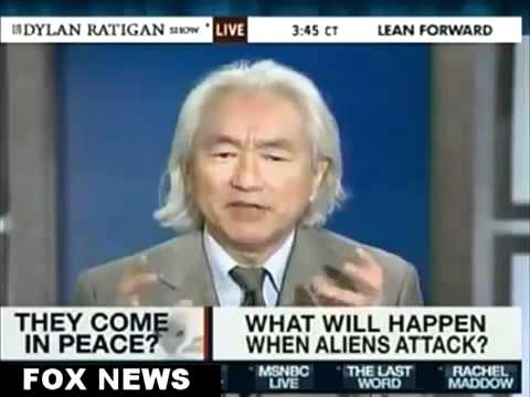 What will Happen When Aliens Attack - Michio Kaku
