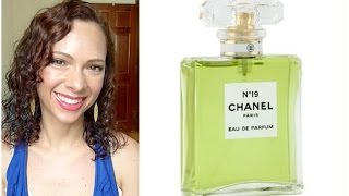 Review: CHANEL NO 19 (EDT, EDP & Poudre Compared!)