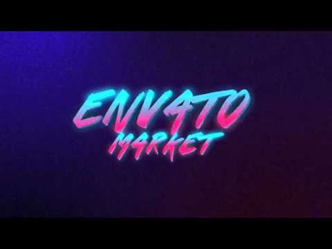 After Effects project-80's Logo Intro & Text Presets Pack