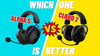 HyperX Cloud Alpha S VS HyperX Cloud 2 - Full Unboxing with DETAILED Review