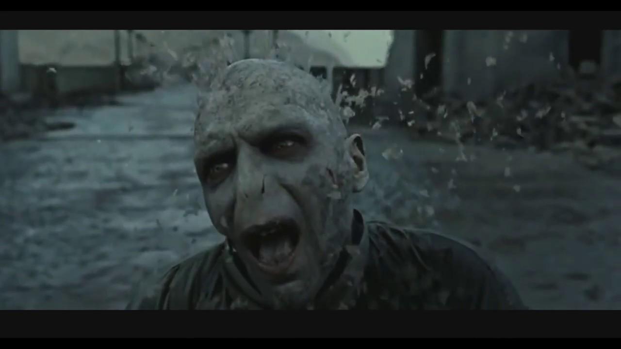 Гарри Потер убивает Волан де Морта - Гарри Поттер и Дары ...