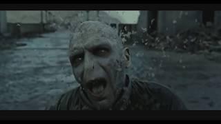 Гарри Потер убивает Волан де Морта - Гарри Поттер и Дары смерти часть 2