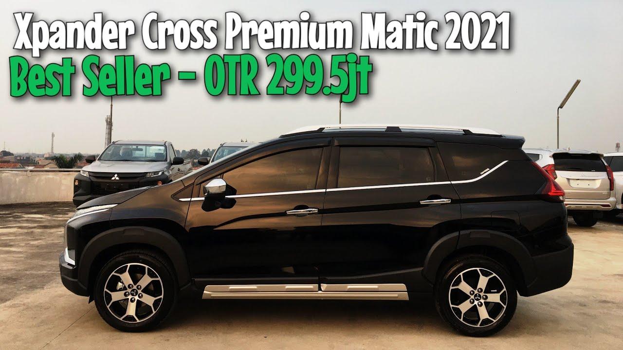 Review Mitsubishi Xpander Cross Premium Matic Warna Hitam Tahun 2021 - in depth tour Indonesia