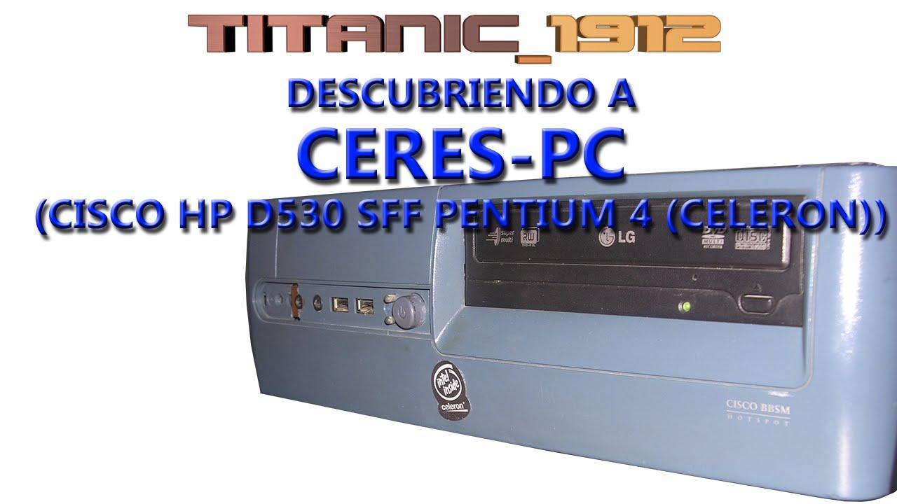 HP Compaq D530 Soundmax Audio Drivers PC