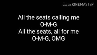 (Lyrics)Fuse ODG - Windows Seat