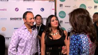 Indie Entertainment News- Director Emad Asfoury and Exec Producer Peymaneh Rothstein