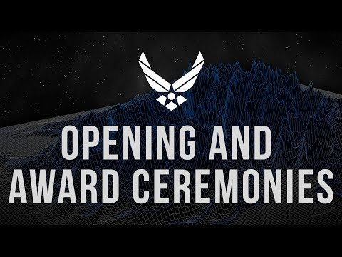 2017 Air & Space Conference: Opening and Awards Ceremonies