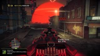 Saints Row IV PC Tank Mayhem Alienware Alpha Test 60FPS