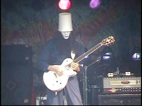 Buckethead: Summer Hookah Festival - Nelson Ledges Quarry Pa