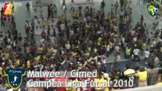 vuclip Final Liga Futsal 2010 - Malwee x Copagril - Primeiro e Segundo Jogo