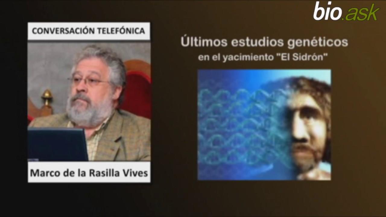 bio.ask - Capítulo 3 - Entrevista a Marco de la Rasilla Vives - YouTube