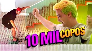 TROLLEI O LUCCAS COM 10 MIL COPOS DE PLÁSTICO thumbnail