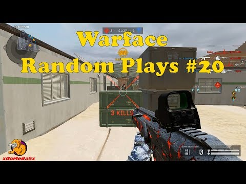 Warface - Random Plays #20 thumbnail