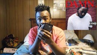Kendrick Lamar - DAMN. ALBUM REACTION | OxThe3rd