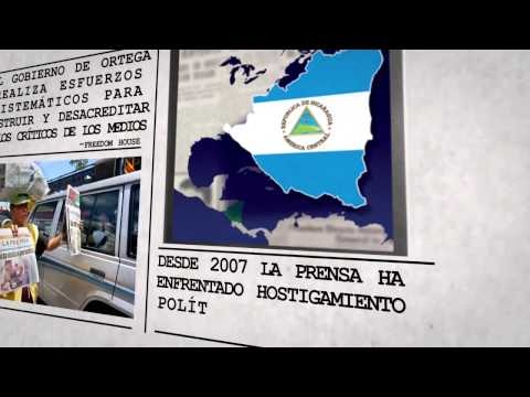 Policy Focus: Free the Press 2015 Nicaragua (Spanish Version)