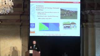 Wolfgang Streicher - Energy Autarky: Potential and Barriers for Renewables
