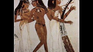 Länsimaisen musiikin kehittyminen osa 1 Antiikin ajan musiikki