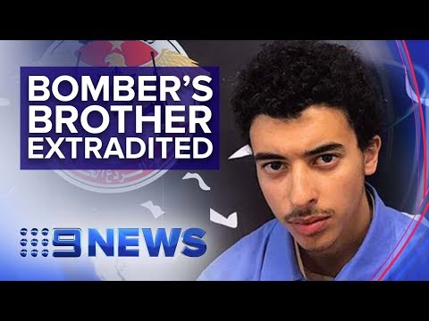 Brother of Manchester Arena bomber to face murder charges in UK | Nine News Australia Mp3