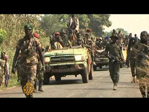 CAR government signs ceasefire deal with rebels