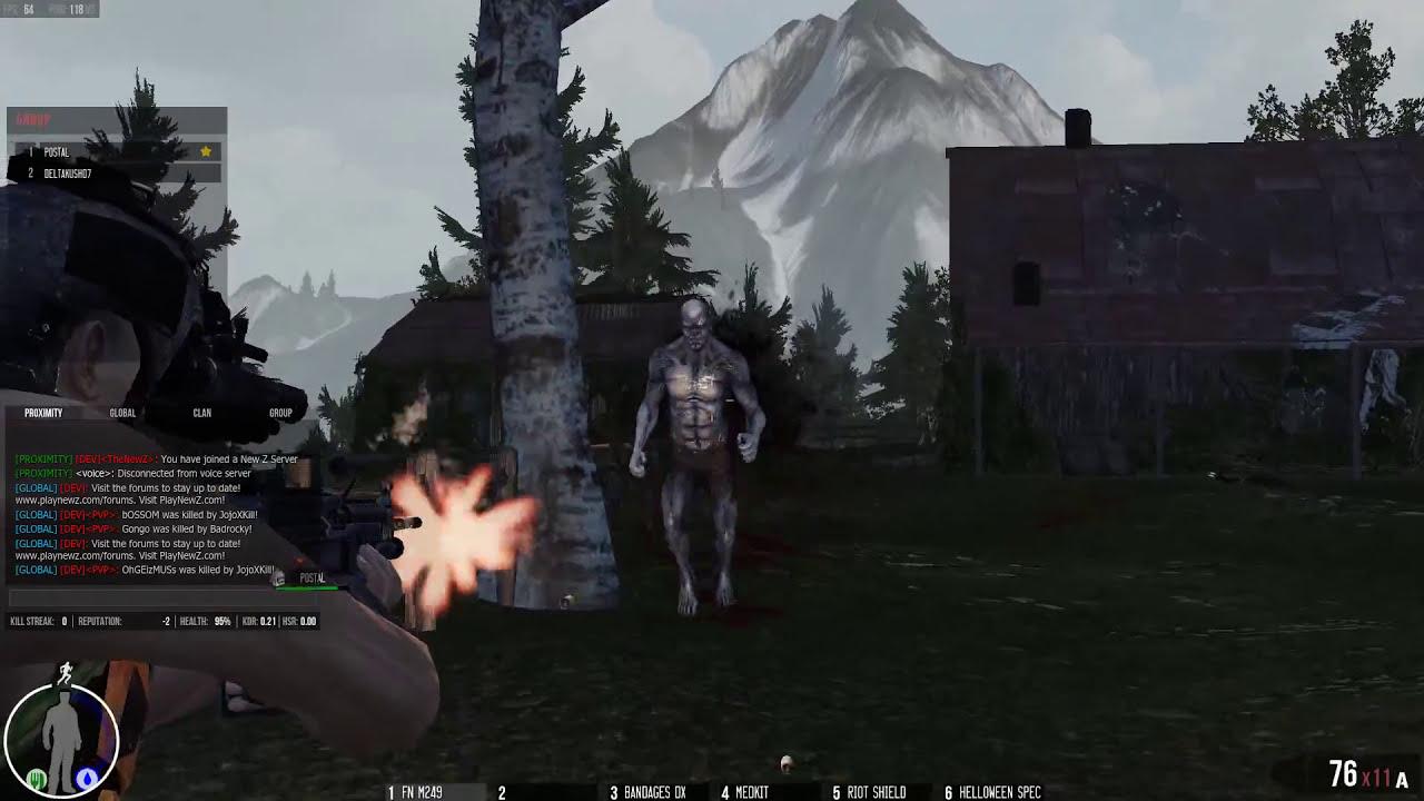 how to kill super zombie infestation