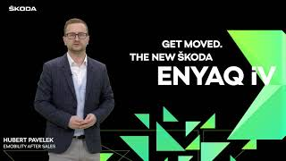 Škoda iV Ökosystem mit Hubert Pavelek