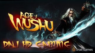 Age of Wushu PC Gameplay HD 1440p