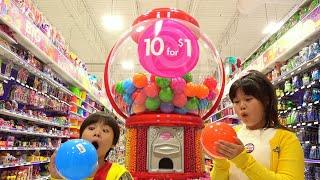ガムボール ガチャ おゆうぎ こうくんねみちゃん Capsule toys machine