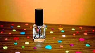 Limpia un frasco de Esmalte !!!  DIY  ♥