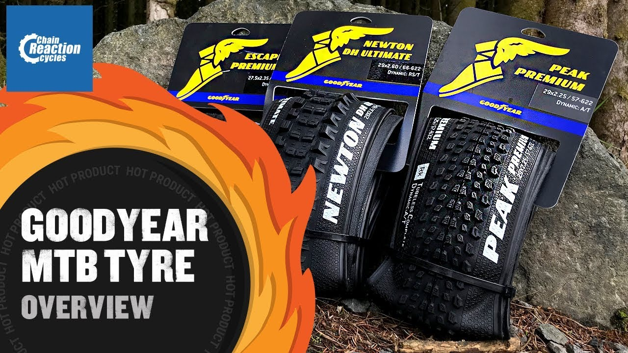 Goodyear Tyres Goodyear Mountain Bike Tyres Overview Hot Product Crc