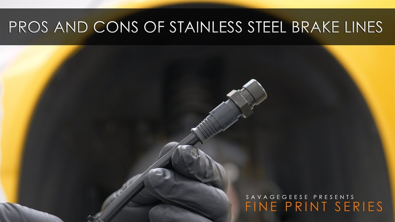Download Are Stainless Steel Brake Lines Worth It?   The Fine Print