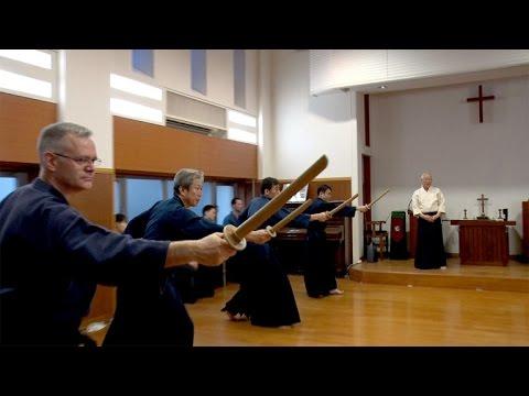 小野派一刀流の技と精神② Japanese Classical Martial Art
