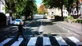 Paul visits Abbey road studios 2012.