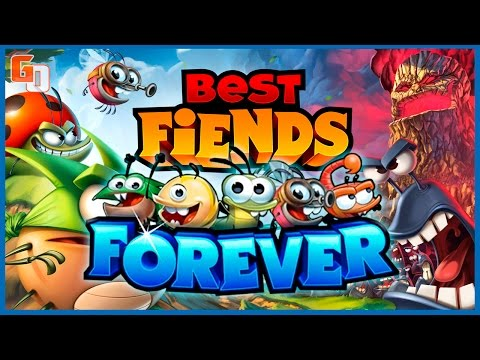 Best Fiends FOREVER (By Seriously) ● IOS ⁄ Android ● Gameplay