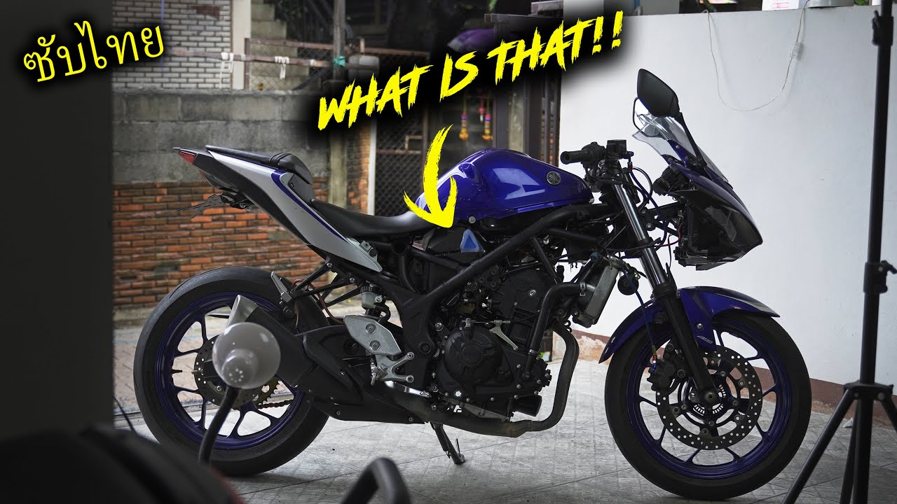 WTF has happened to this bike! | R3 Build Ep.1