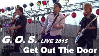 Velvet Revolver - Get Out The Door - cover 3rd November 2015 @ JIU ...