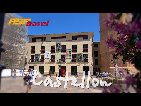 Castellon, Spain travel guide 4K bluemaxbg.com