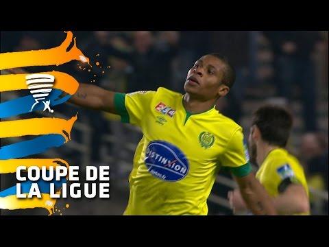 But Johan AUDEL (92') / FC Nantes - FC Metz (4-2 a. p.) -  (1/8 de finale) (FCN - FCM) / 2014-15