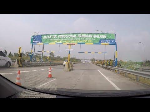 Eksotis! - Jalan Tol Fungsional Pandaan - Malang