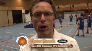 Binnenland U20 vs BC Apollo U20