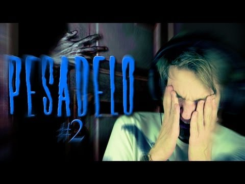 Pesadelo O Início - I WANNA CRY! :'( (Part 2) Brazilian Horror