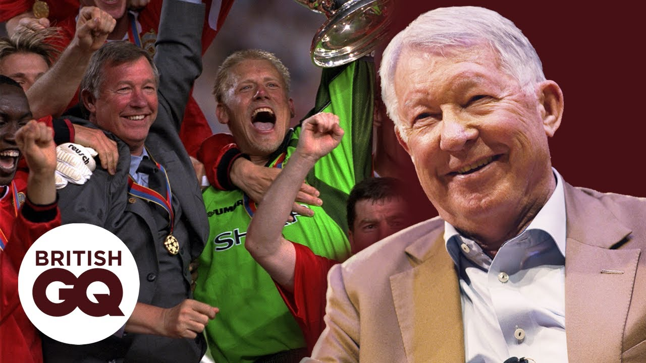 Sir Alex Ferguson: 'The Leicester Cities make what we want in football today'   British GQ